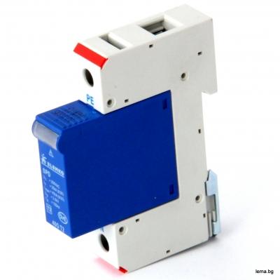 SPD еднофазна защита 40 GT2 (N-PE)